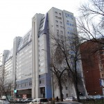 16-ти этажный жилой дом по ул.Агибалова Самара 1