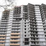 16-ти этажный жилой дом по ул. Карбышева Самара 1